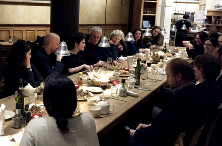 On the Table: Dinner with Neri Oxman, Gabriela Etchegaray & Jorge Ambrosi image