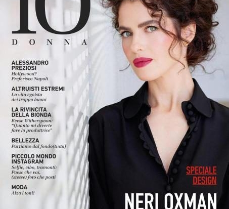 Cover Story @ IO DONNA 1