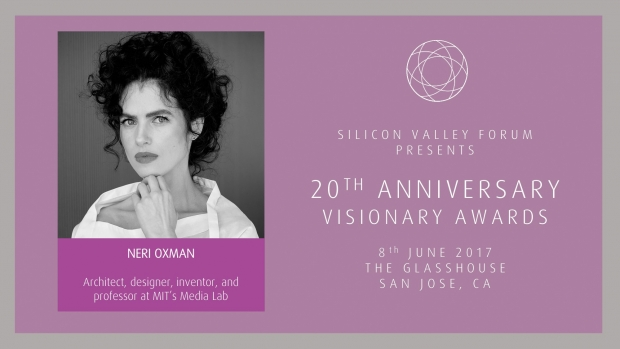 Oxman named to San Jose Forum's 20th Visionary Awards image