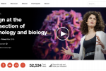 TED talk: At the Intersection of Biology and Technology image