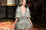 3D Printed Dress @ Iris Van Herpen Paris Fashion Show image